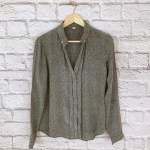 Cerruti 1881 Silk Shirt